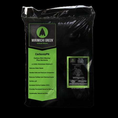 carbonizpn-soil