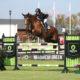 Mirimichi Green TIEC Fall - Lacey Gilbertson riding Kelly Tramp