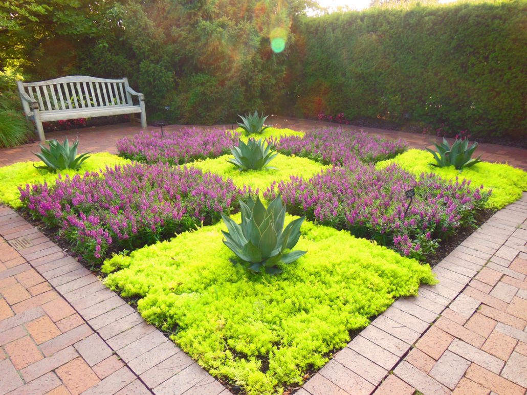 Landscape Stone Ground Cover : Enhance any landscape with live mulch mirimichi green