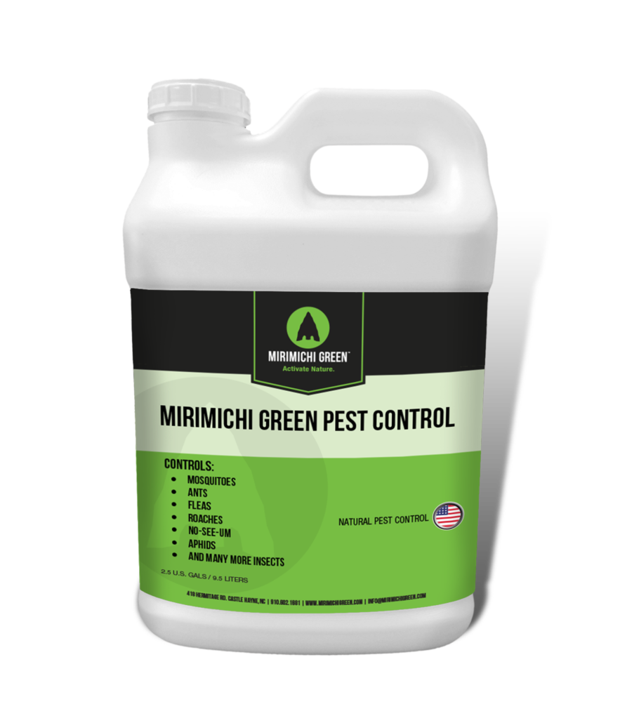mirimichi green pest control is all natural and effective - Pest Control Products