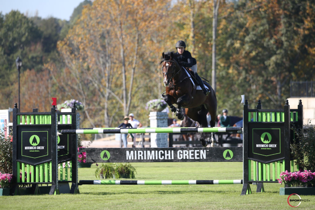 Mirimichi Green USEF sponsor