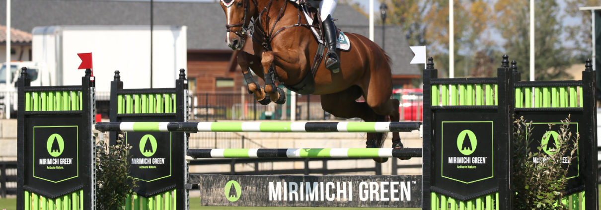 USEF and Mirimichi Green