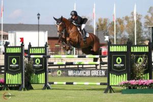 USEF and Mirimichi Green