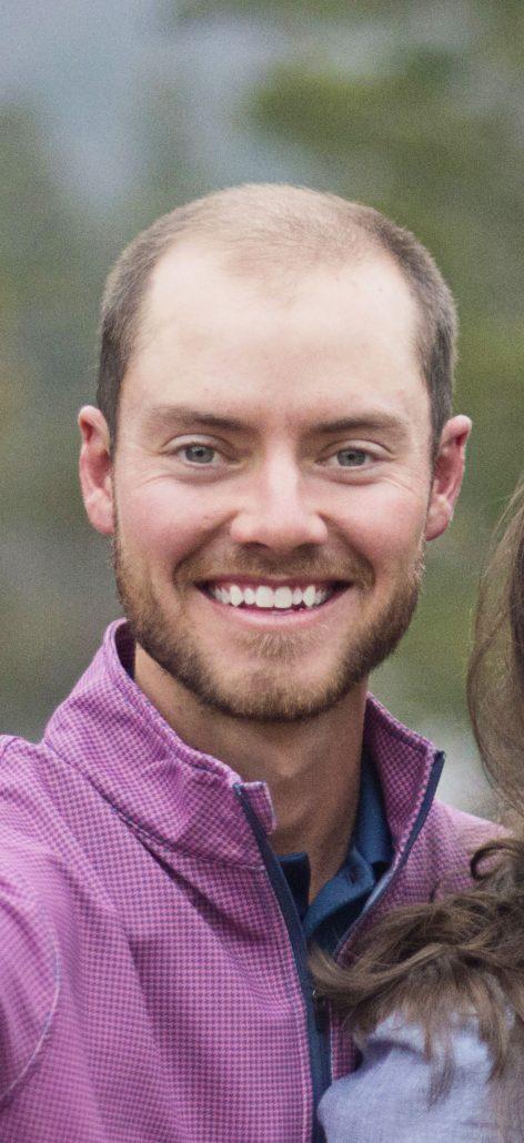 Brock Turner headshot