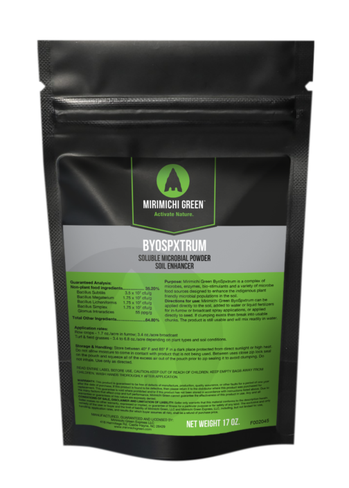 Byospxtrum - soil enhancer